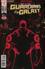 Guardians of the Galaxy vol 4 # 148