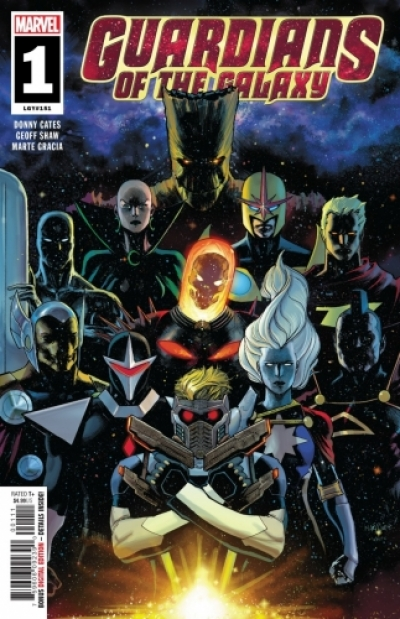 Guardians of the Galaxy vol 5 # 1