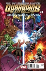 Guardians of the Galaxy: Best Story Ever # 1