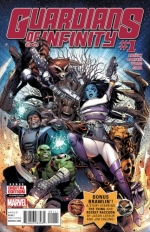 Guardians of Infinity # 1