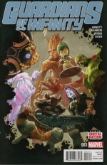 Guardians of Infinity # 3