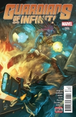 Guardians of Infinity # 6