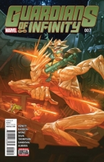 Guardians of Infinity # 7