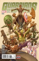 Guardians of Infinity # 8