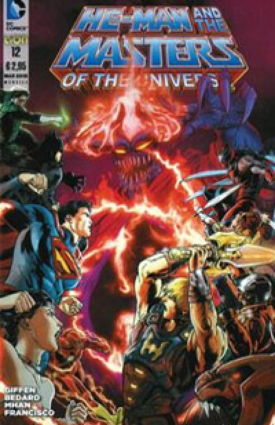 He-Man and the Masters of the Universe # 12