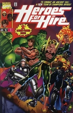 Heroes for Hire vol 1 # 1