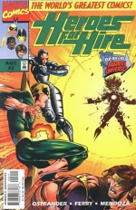 Heroes for Hire vol 1 # 2