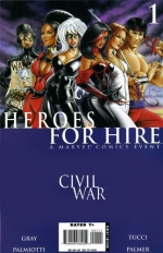 Heroes for Hire Vol 2 # 1