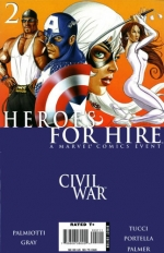 Heroes for Hire Vol 2 # 2