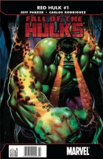 Fall of The Hulks: Red Hulk # 1