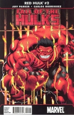 Fall of The Hulks: Red Hulk # 2