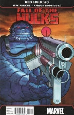 Fall of The Hulks: Red Hulk # 3