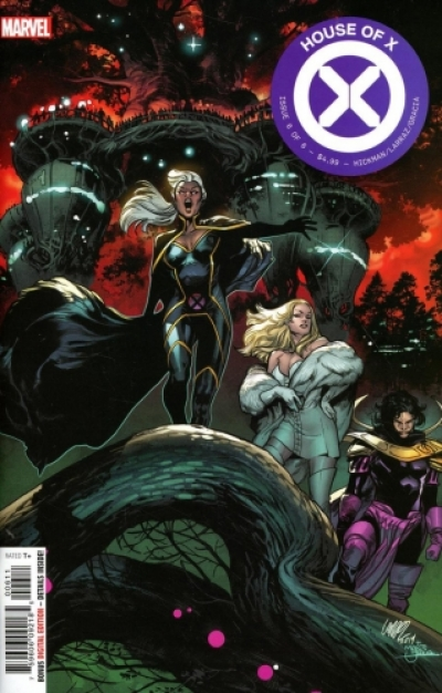 House of X # 6