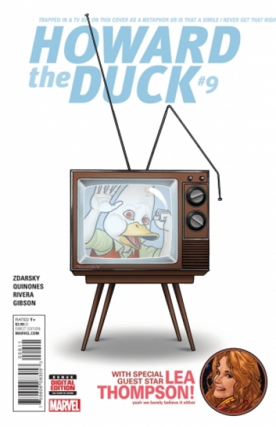 Howard the Duck vol 6 # 9