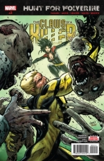 Hunt For Wolverine: Claws Of A Killer # 2