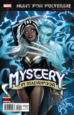 Hunt For Wolverine: Mystery In Madripoor # 2