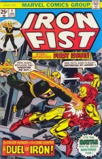 Iron Fist vol 1 # 1