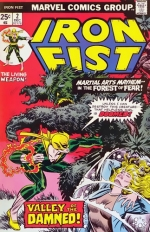 Iron Fist vol 1 # 2