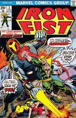 Iron Fist vol 1 # 3
