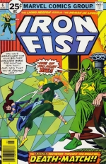 Iron Fist vol 1 # 6