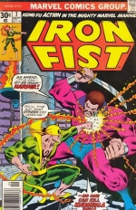 Iron Fist vol 1 # 7