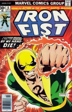 Iron Fist vol 1 # 8