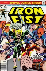 Iron Fist vol 1 # 9
