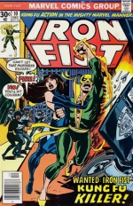 Iron Fist vol 1 # 10