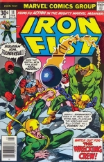 Iron Fist vol 1 # 11