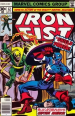 Iron Fist vol 1 # 12