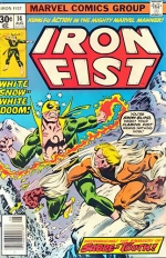 Iron Fist vol 1 # 14