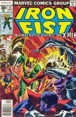 Iron Fist vol 1 # 15