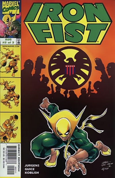Iron Fist vol 3 # 2