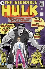 Incredible Hulk vol 1 # 1