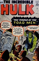 Incredible Hulk vol 1 # 2