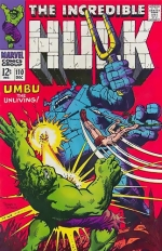 Incredible Hulk vol 2 # 110