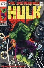 Incredible Hulk vol 2 # 111