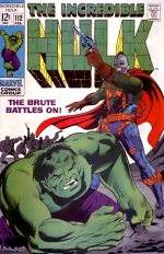 Incredible Hulk vol 2 # 112