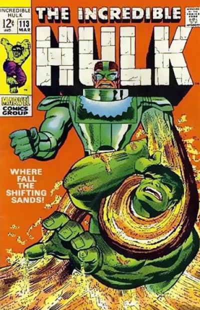 Incredible Hulk vol 2 # 113