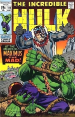 Incredible Hulk vol 2 # 119
