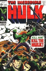 Incredible Hulk vol 2 # 120