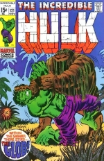 Incredible Hulk vol 2 # 121