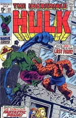 Incredible Hulk vol 2 # 122