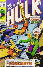 Incredible Hulk vol 2 # 136