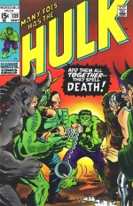 Incredible Hulk vol 2 # 139