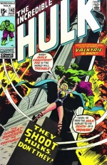 Incredible Hulk vol 2 # 142