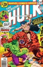 Incredible Hulk vol 2 # 201