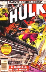 Incredible Hulk vol 2 # 208