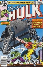 Incredible Hulk vol 2 # 229