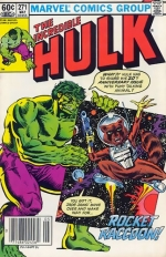 Incredible Hulk vol 2 # 271